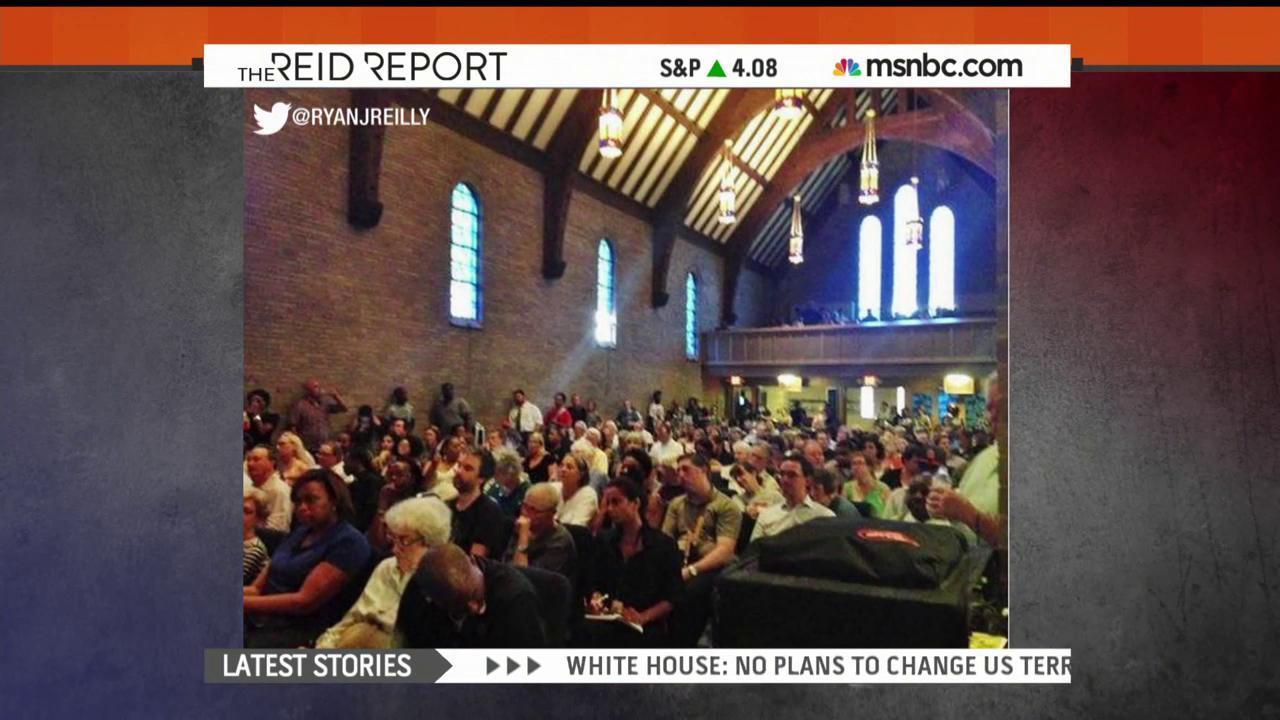 'Beyond Ferguson' becomes a rallying cry