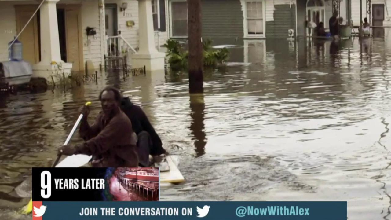 How has New Orleans recovered since Katrina?
