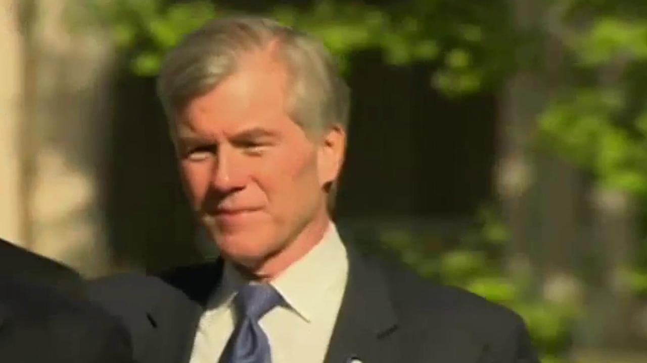 Bob McDonnell on trial