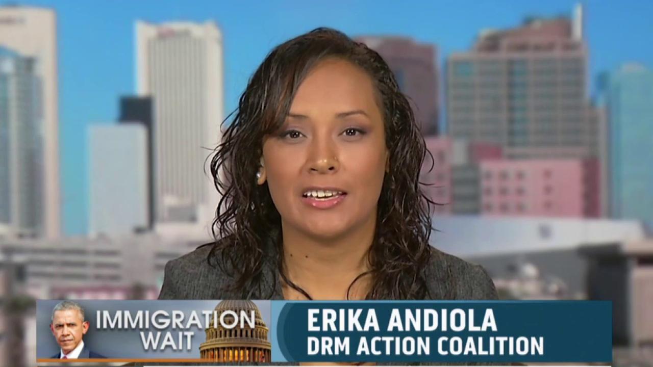 Immigration action delay brings criticism