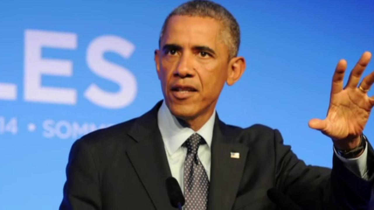 President Obama addresses Congress on ISIS
