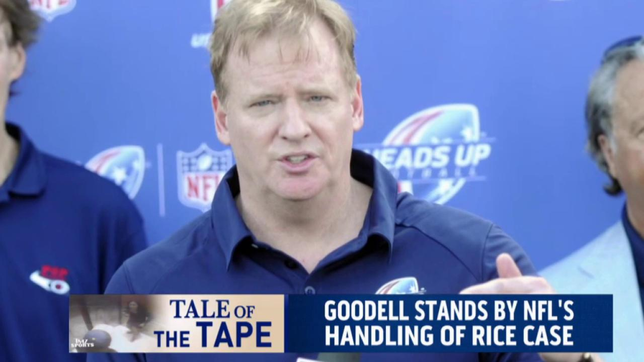Inside the NFL's 'shaky' handling of Ray Rice