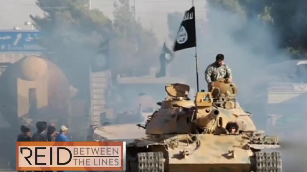 Is ISIS worth going to war over?