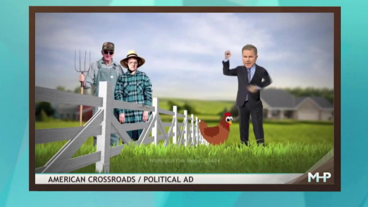Could a chicken controversy impact Iowa race?