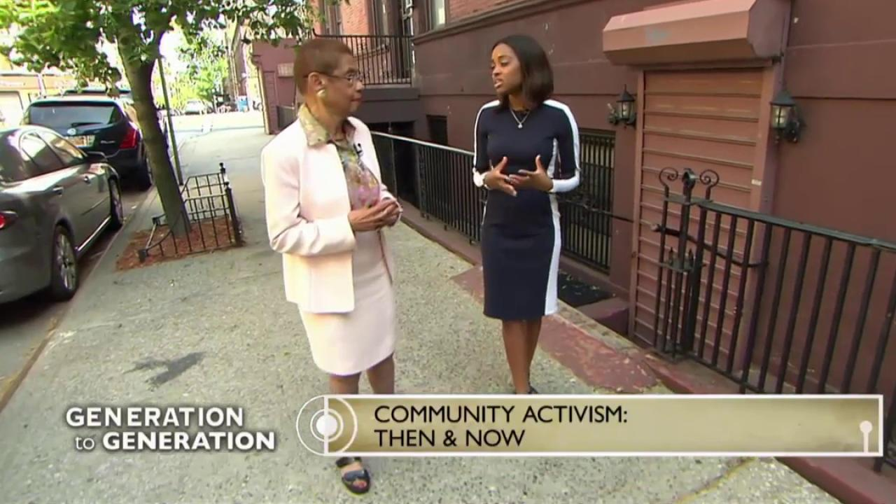 What sparks activism, then and now