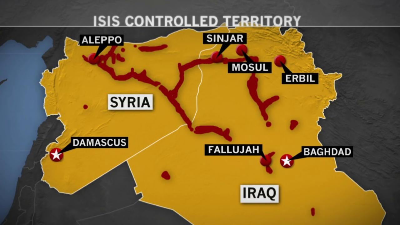 Congressional rifts remain over ISIS strategy