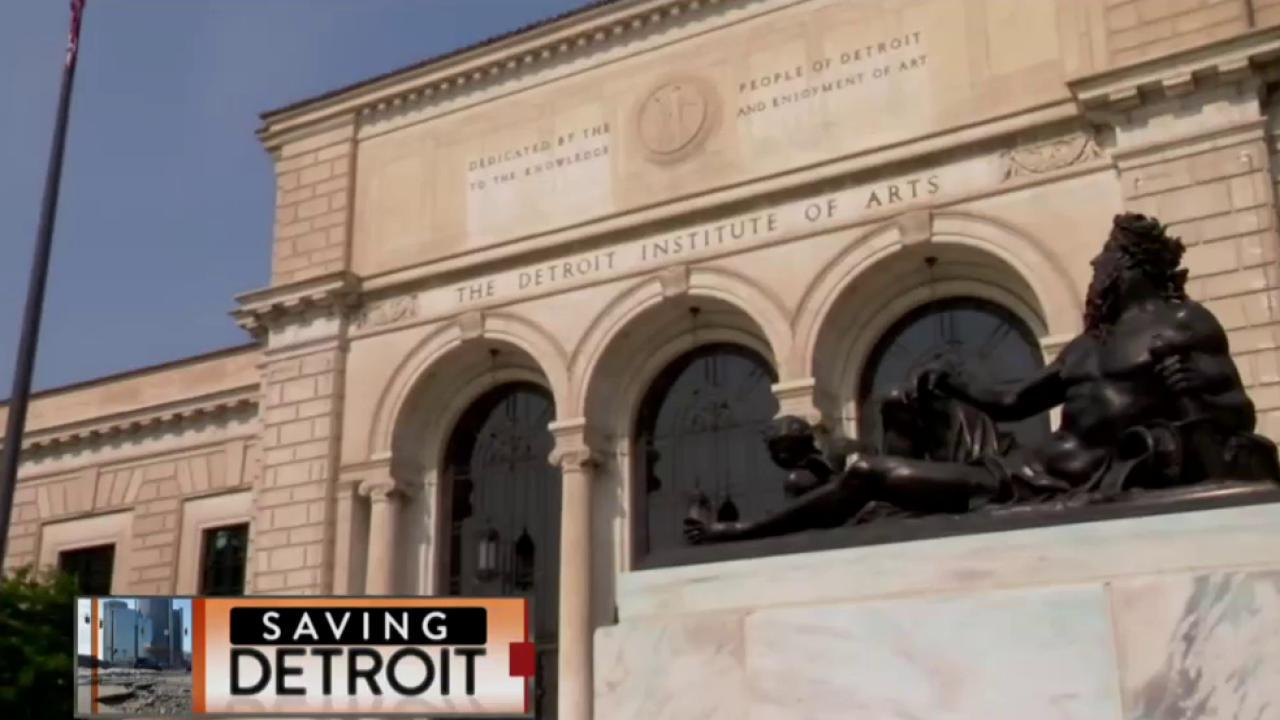 Will Detroit art museum have to sell...