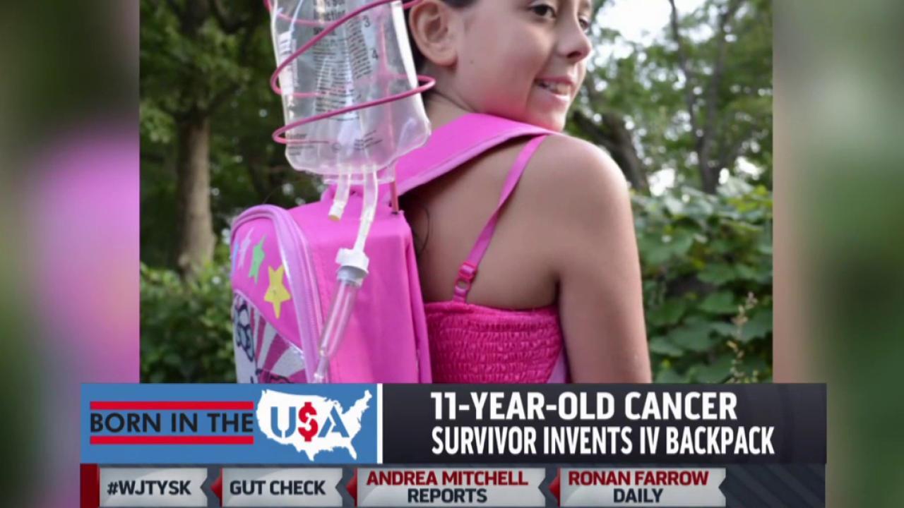 Cancer survivor 5913c423c1474
