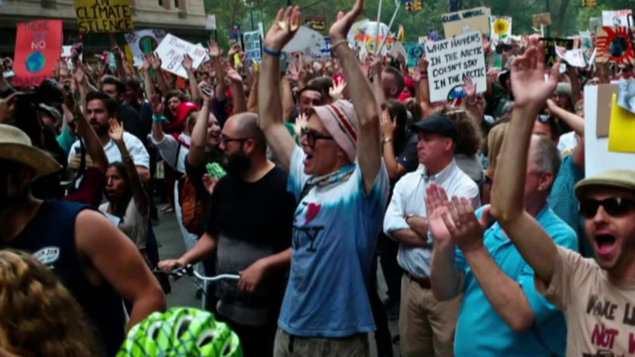 Will climate marchers bring change?