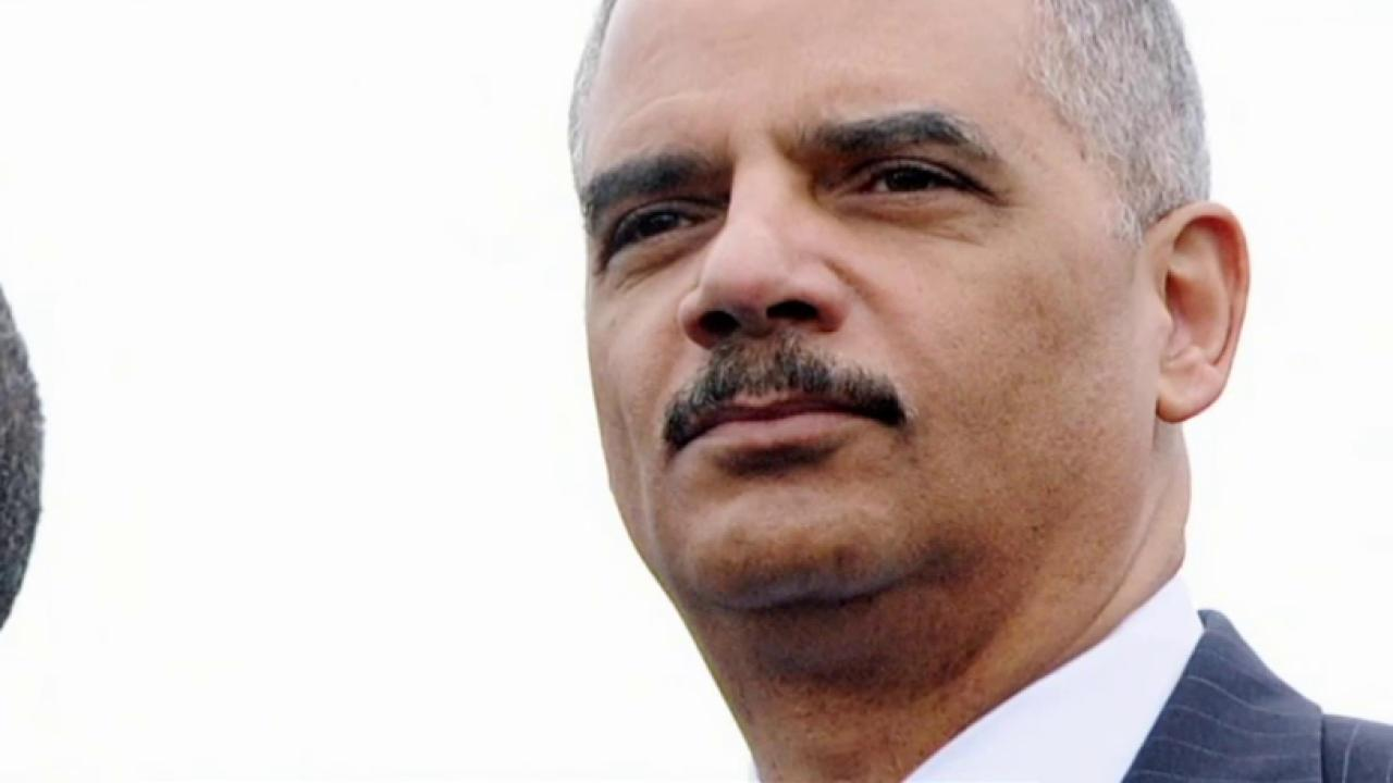 Holder says things 'Obama can't say at times'