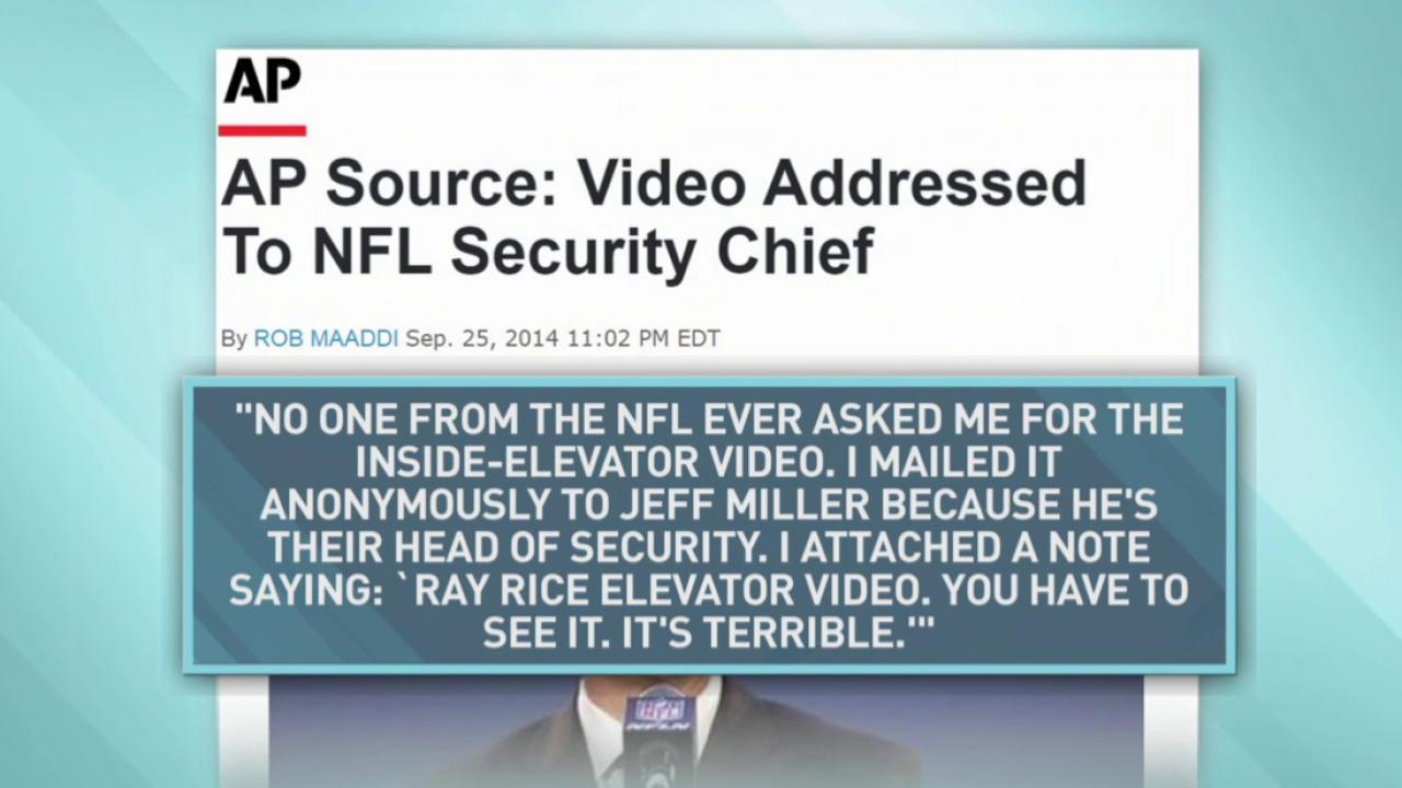 Is new report on Ray Rice video a game...