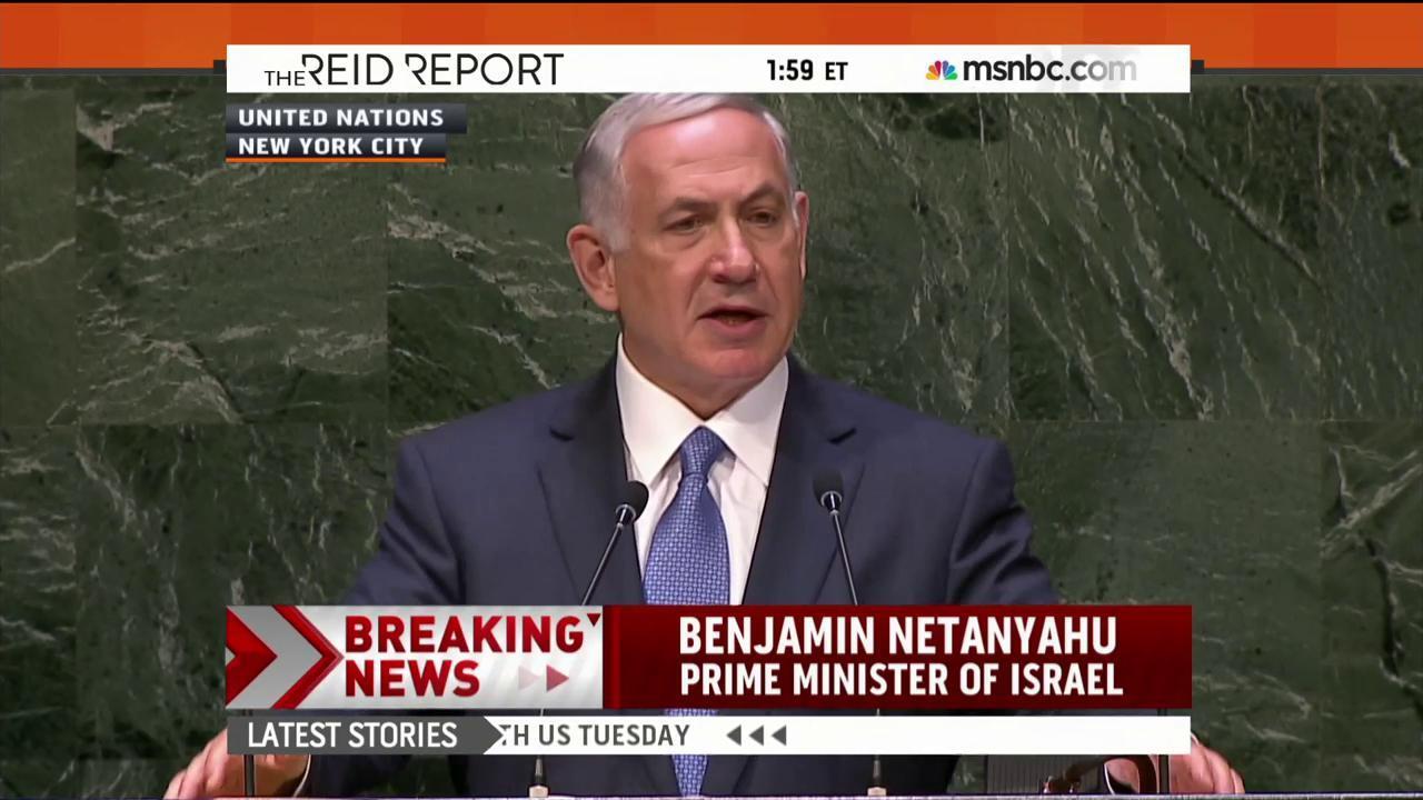 Netanyahu: ISIS, Hamas share 'fanatic...