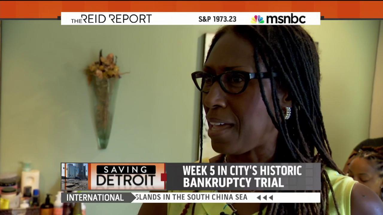 Saving Detroit: A community speaks out