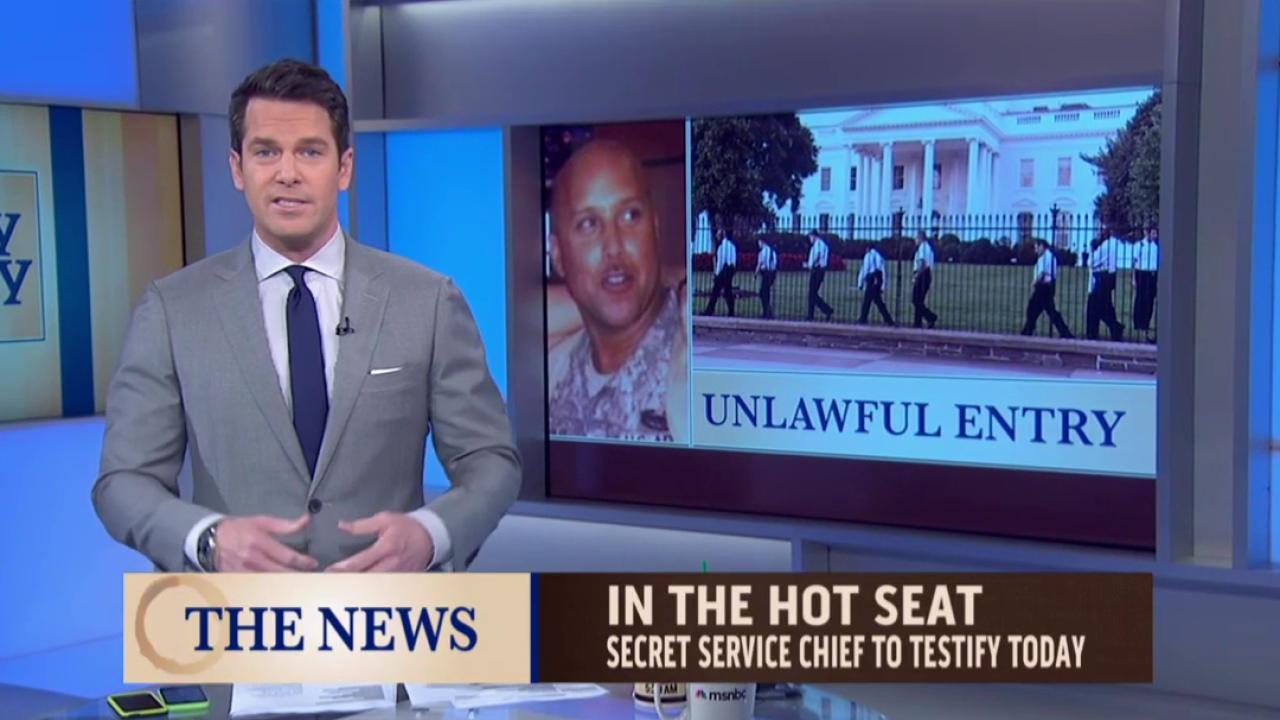 Secret Service director to face grilling