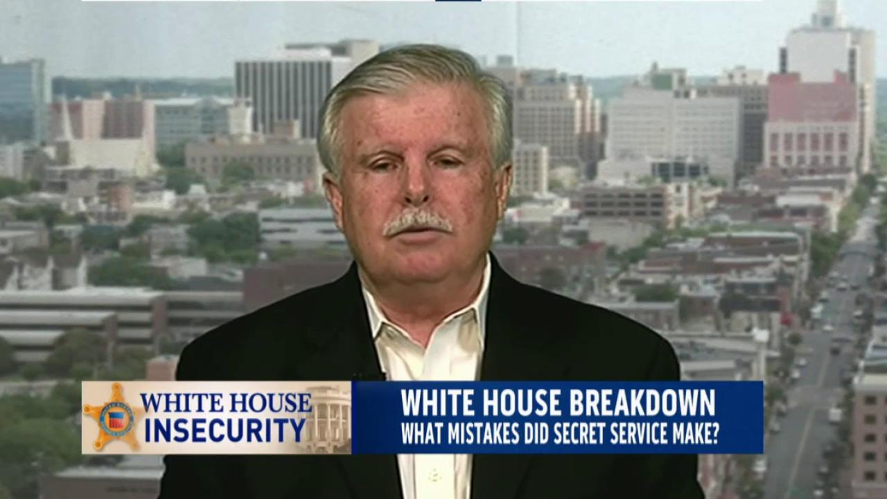 Ret. Secret Service: I don't advise shooting