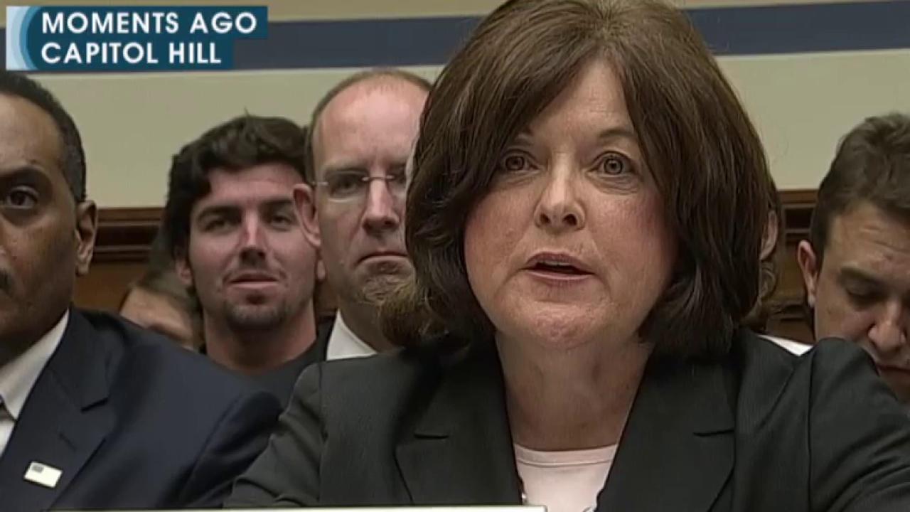 Secret Service director takes responsibility