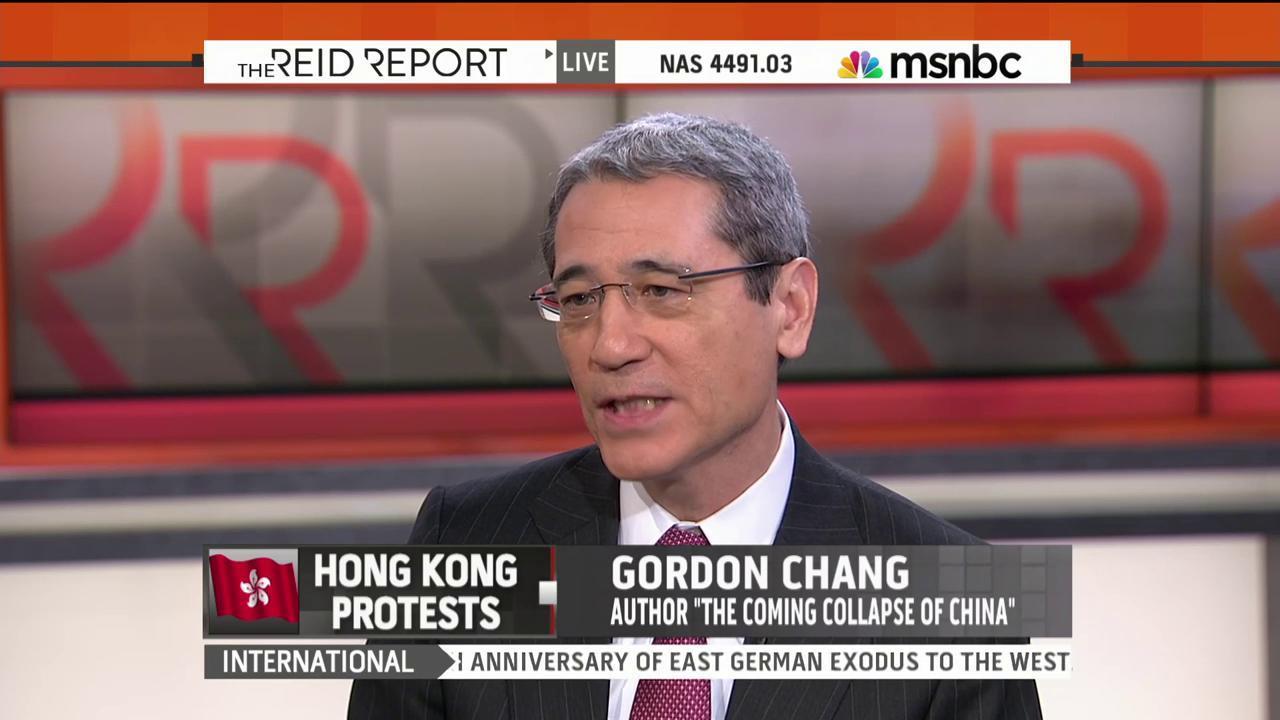 How Hong Kong protests may impact global...