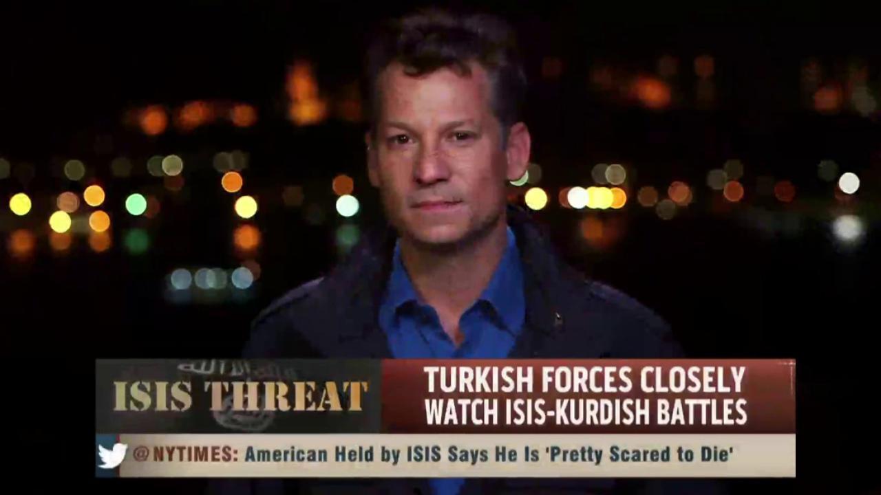 ISIS not slowing despite US-led airstrikes