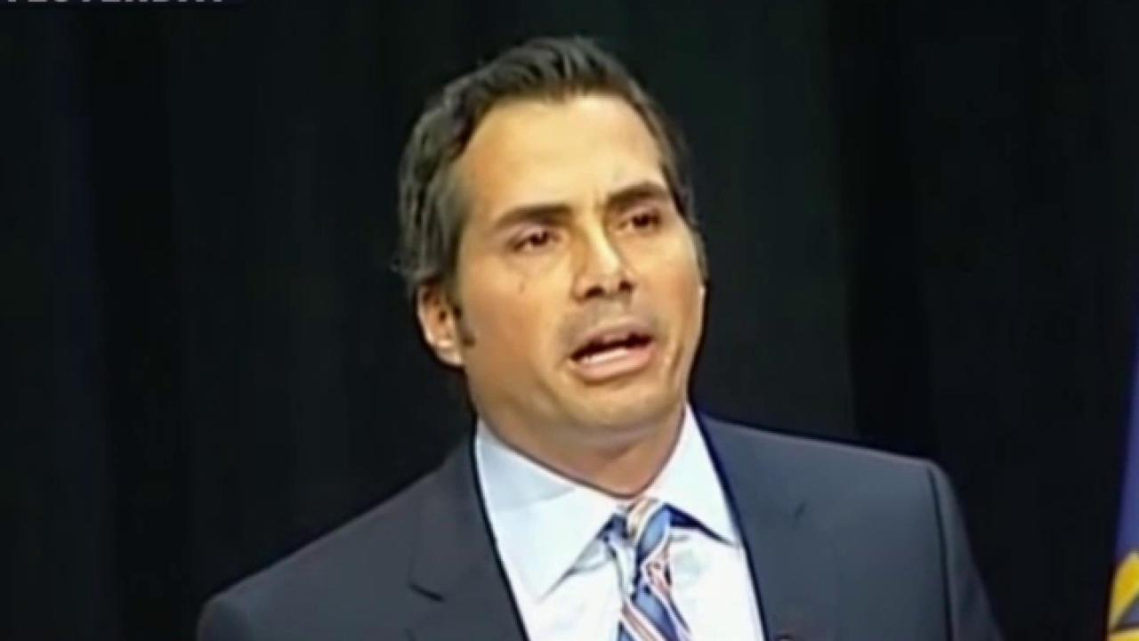 Greg Orman: the caucus of one