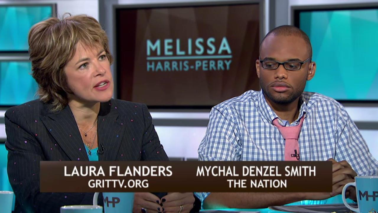 Can there be meaningful change in Ferguson?