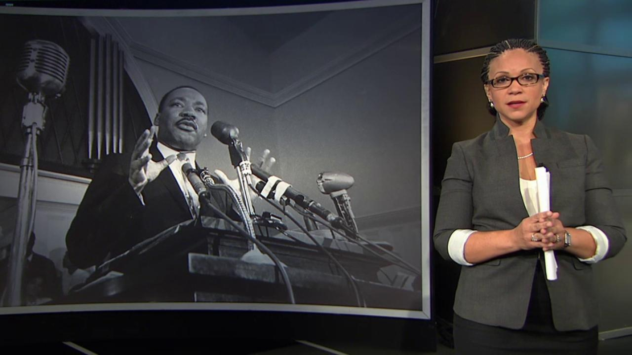 How the path to JFK's victory led through MLK
