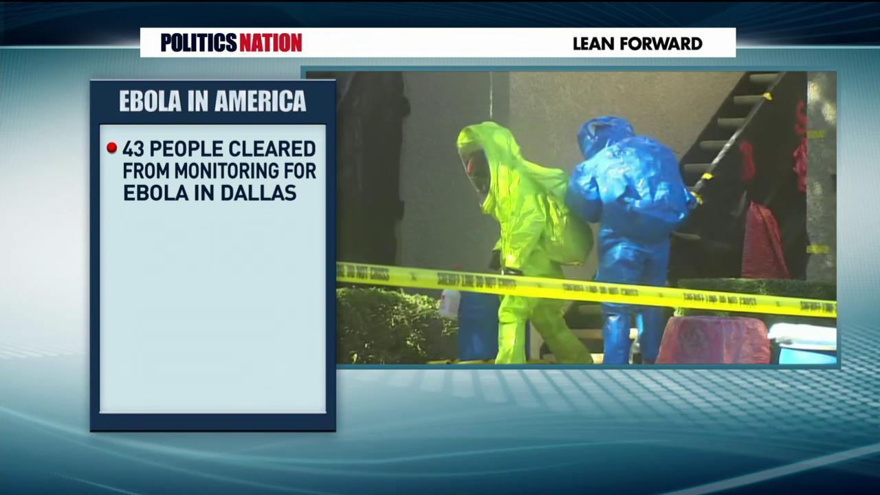 The Pentagon's secret weapon against Ebola
