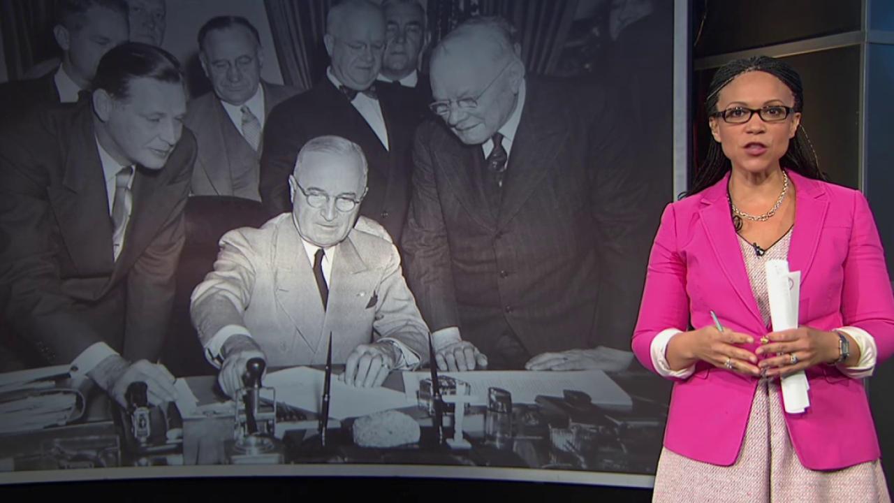 When Pres. Truman raised the minimum wage