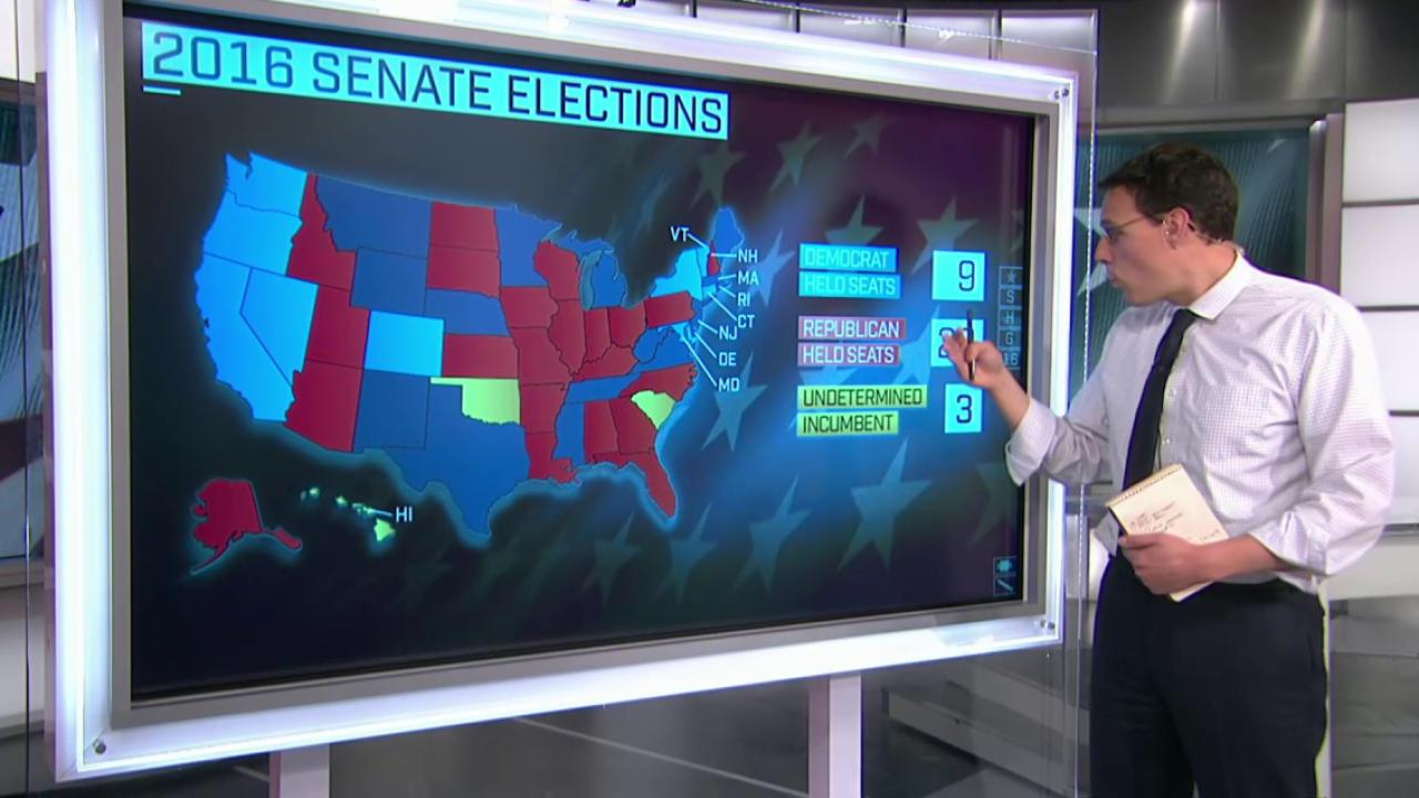 Will midterms affect 2016 Senate elections?