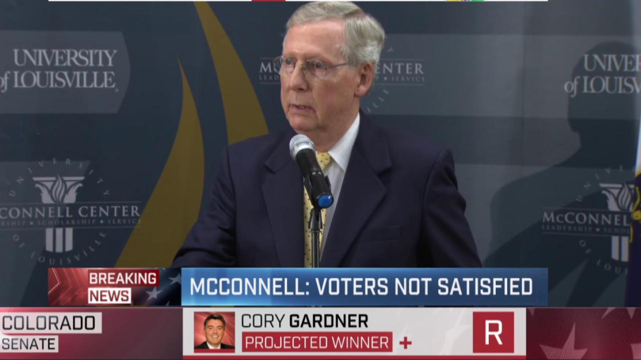 Did McConnell give Pres. Obama an opening?