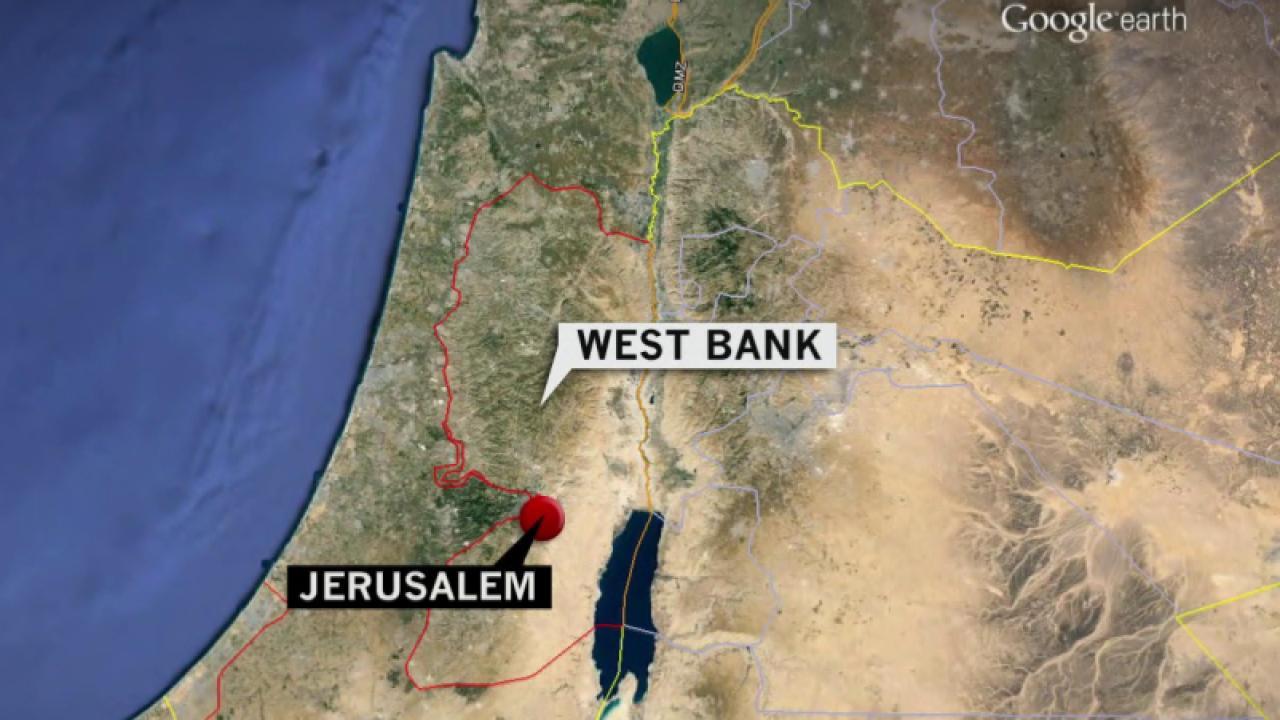 New tensions between Israel, Palestine
