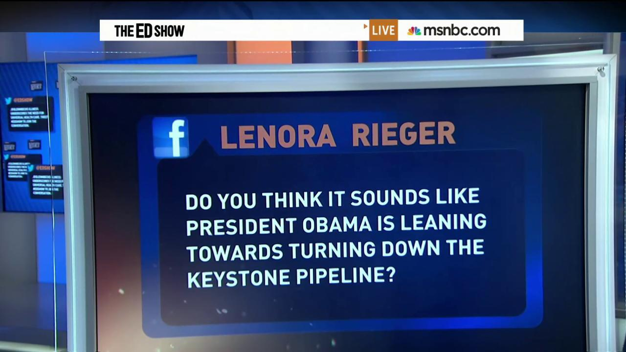 GOP's never-ending fight for Keystone XL