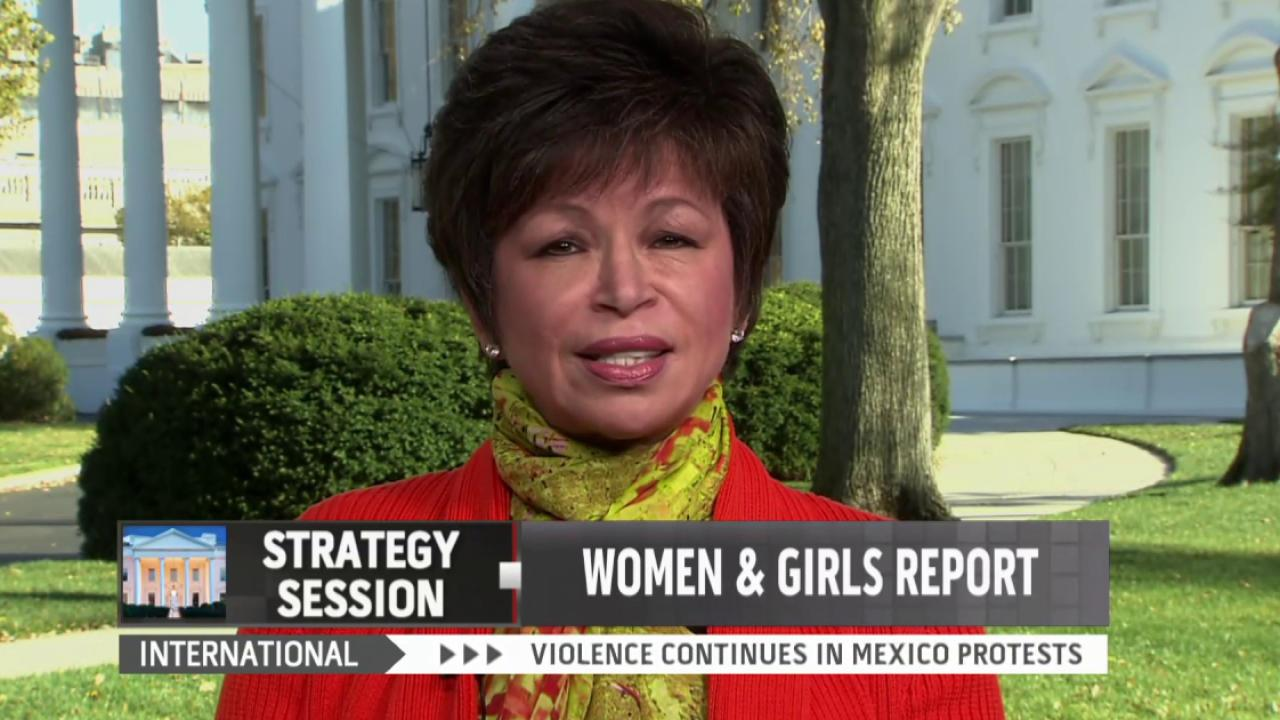 New report shows challenges for girls of...