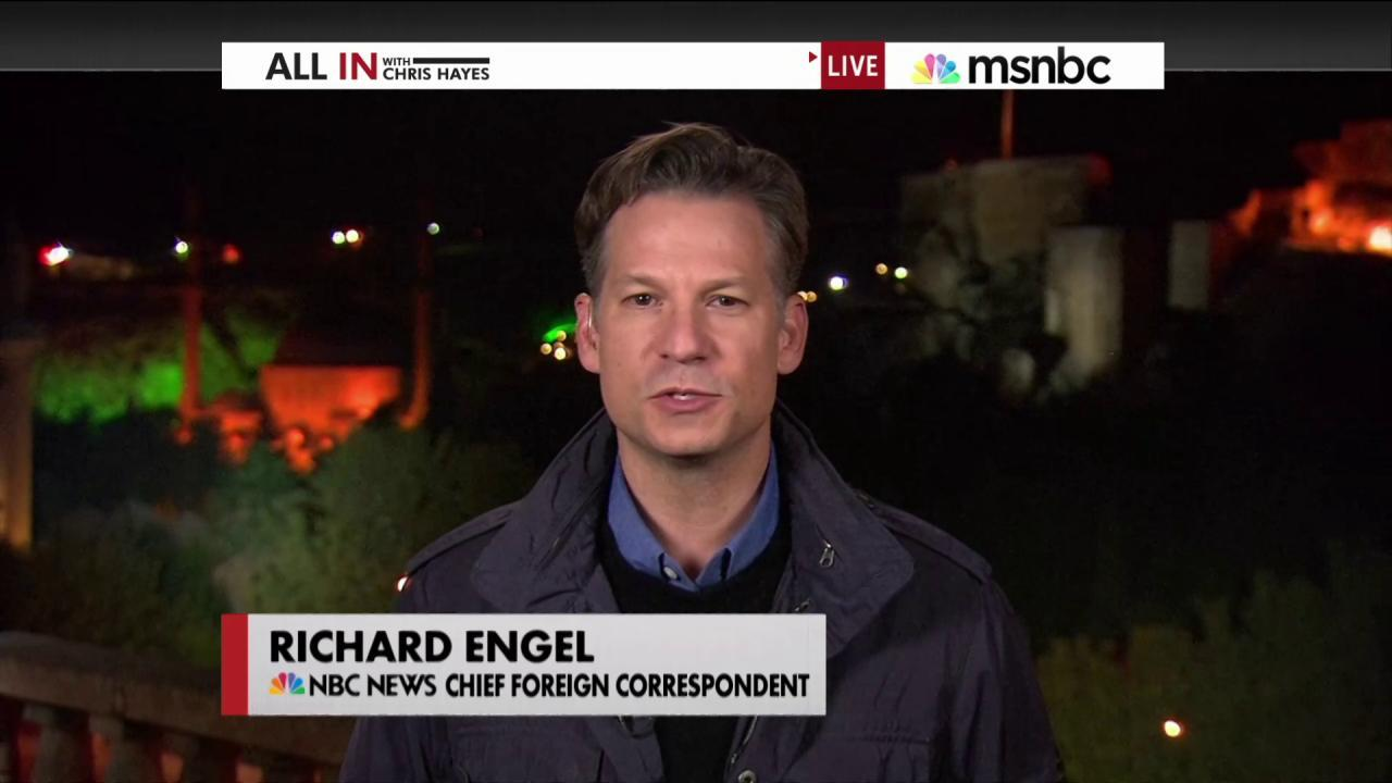 Engel: 'There are many Kobanis'