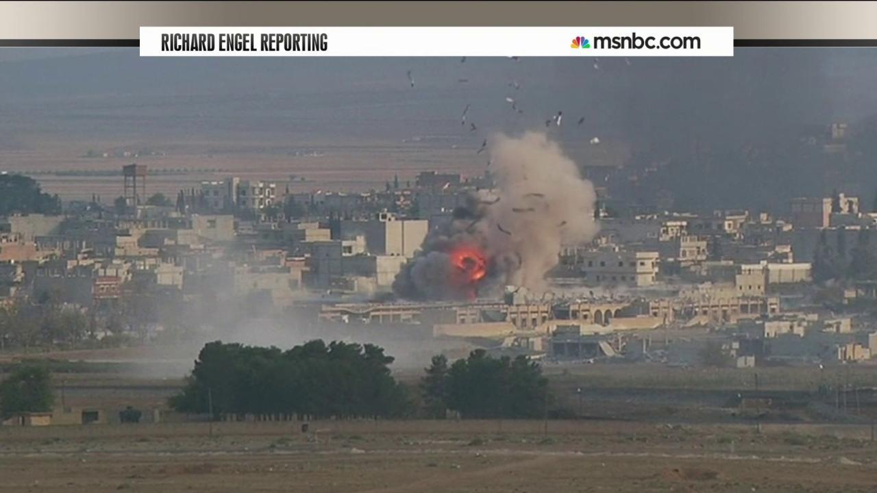 Kobani: The little city that stood up to ISIS