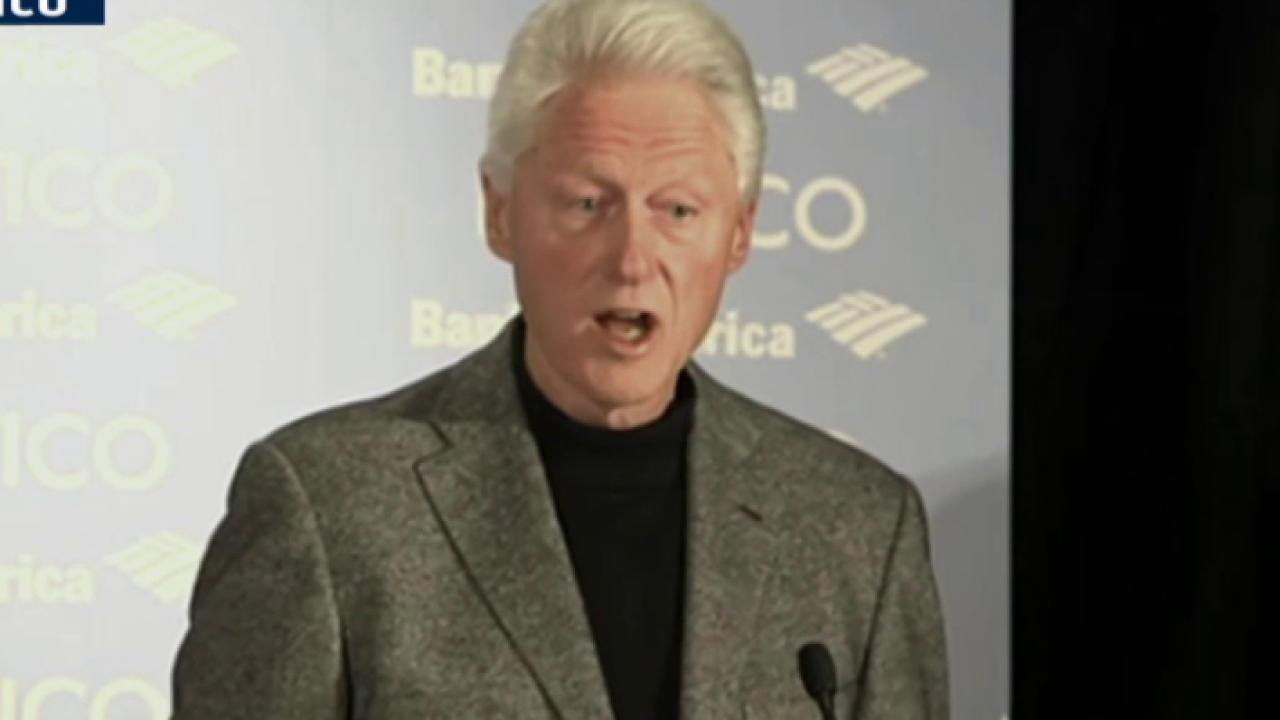 Bill Clinton's advice for Obama