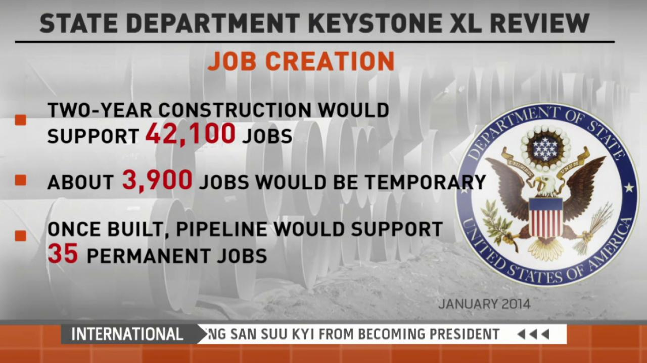 Will Keystone vote be a showdown?