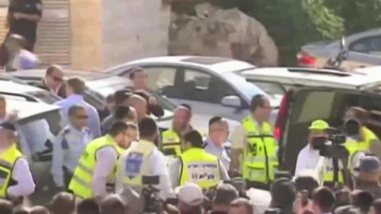 Deadly attack on Jerusalem synagogue