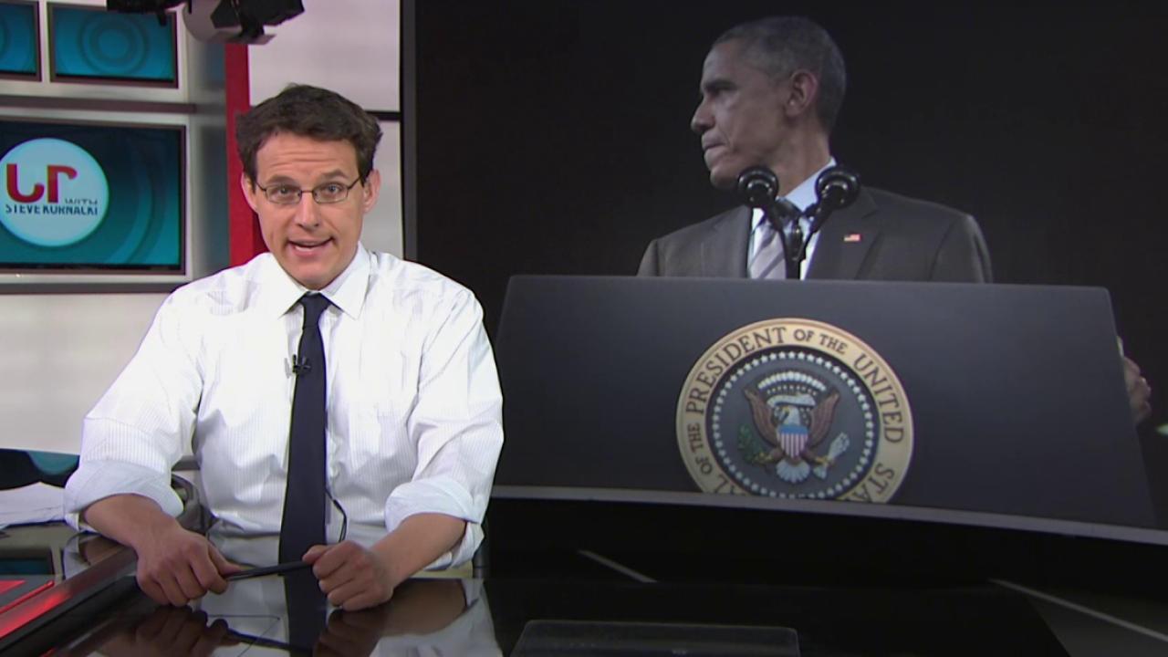 Obama silent on secret order