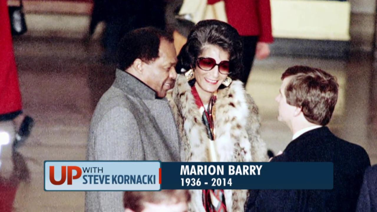 DC's 'mayor for life' Marion Barry dies at 78