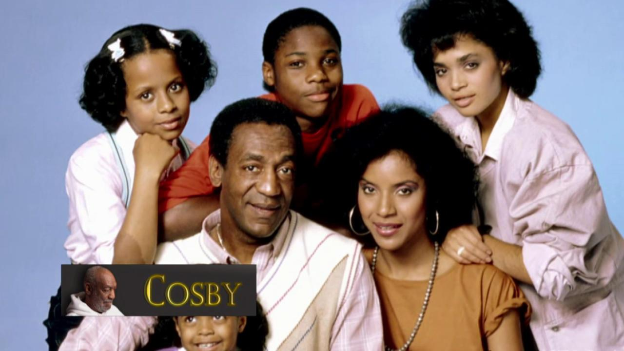 Can we separate Cosby from Cliff Huxtable?