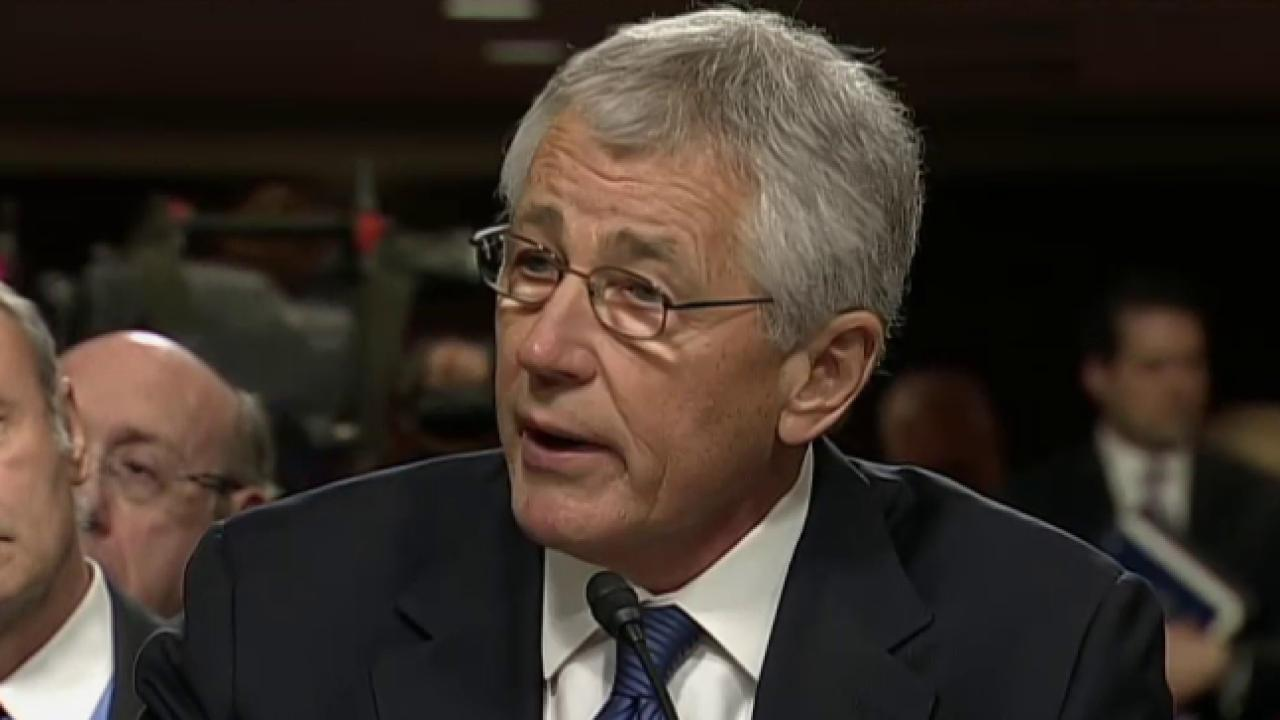 Chuck Hagel reportedly 'forced' to resign