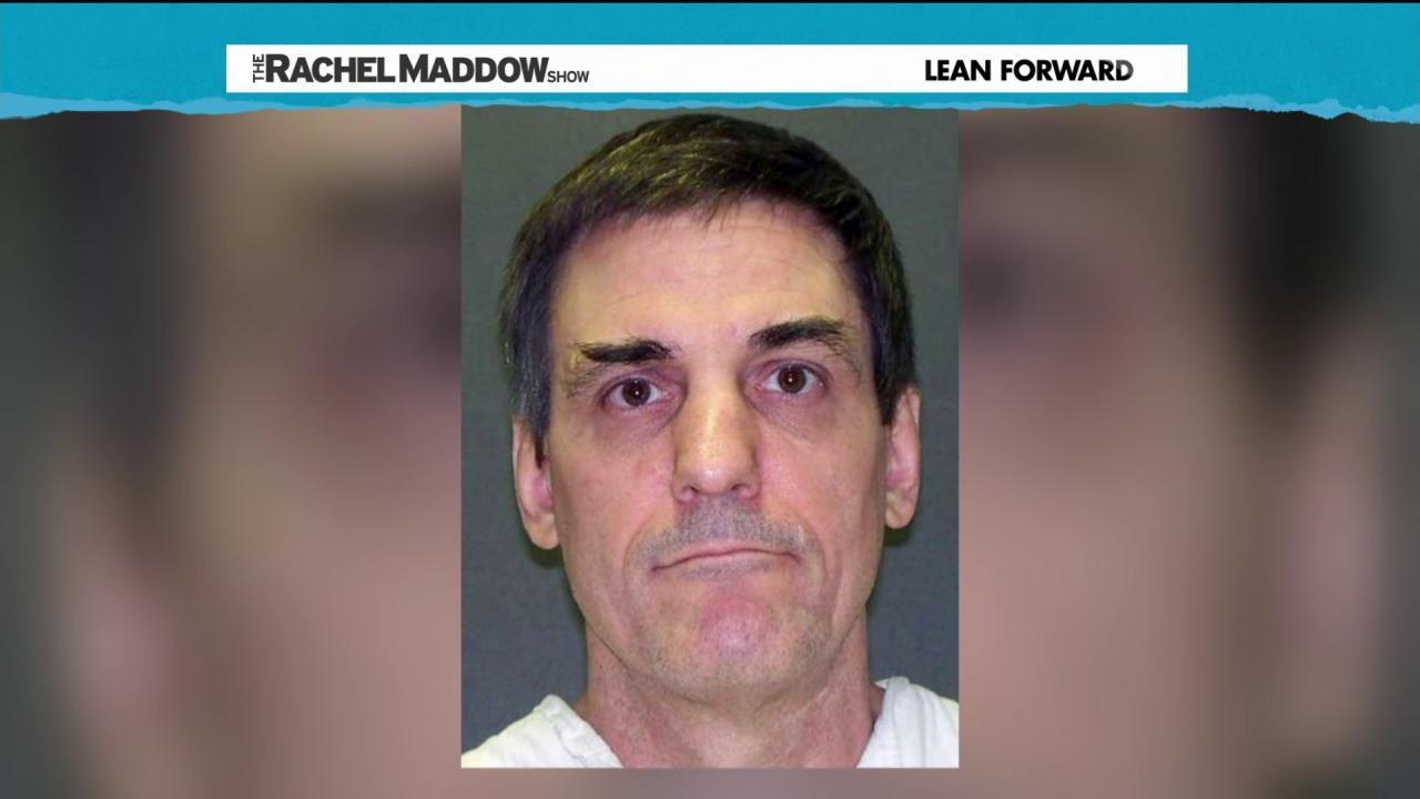 Legal scramble before Texas kills prisoner
