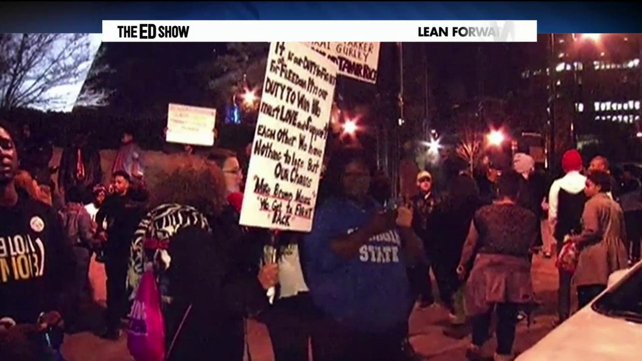 Protestors: 'I am Eric Garner'