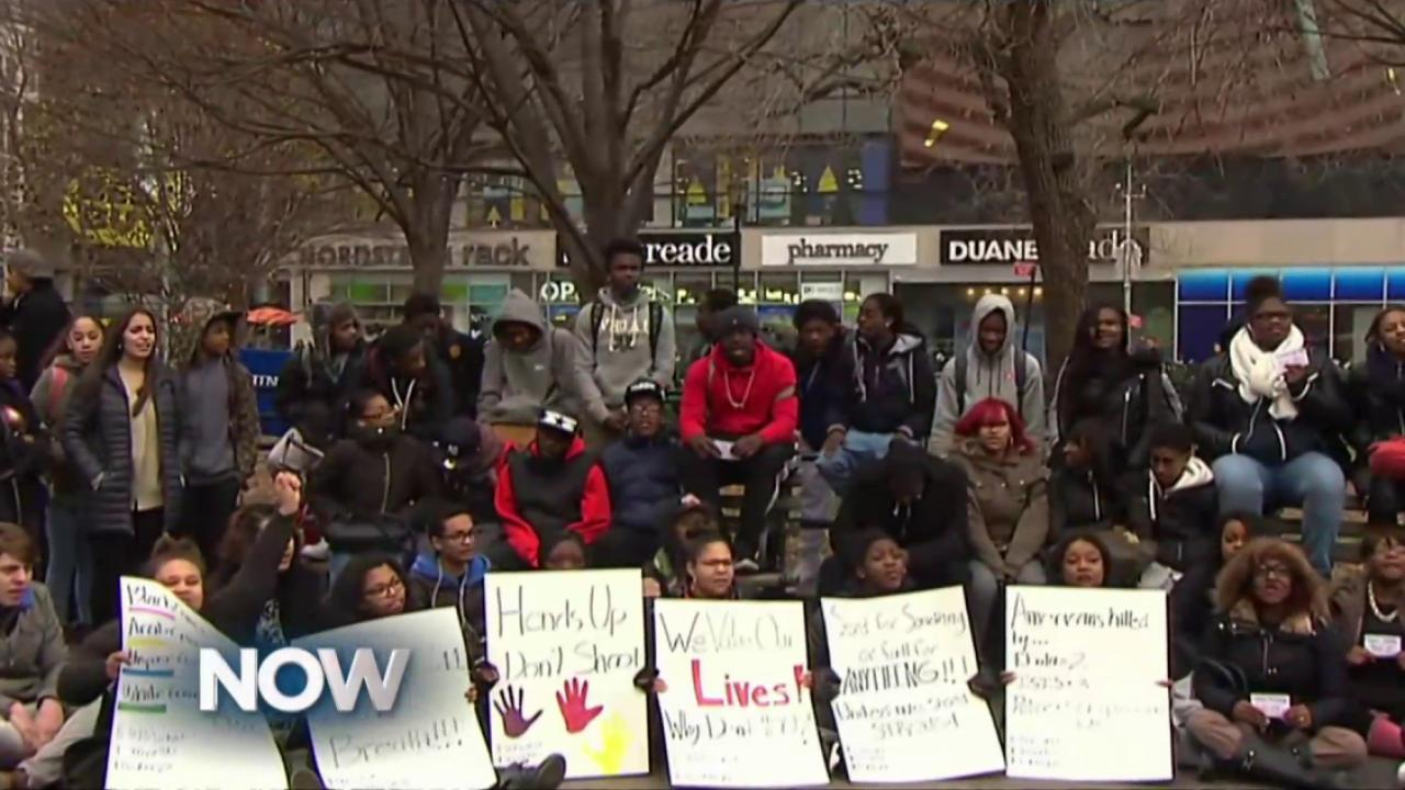 Grand jury protests continue across country