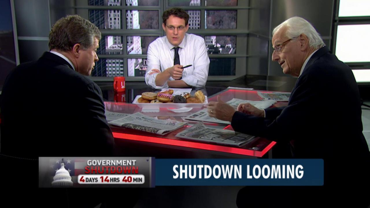 Is another government shutdown coming?