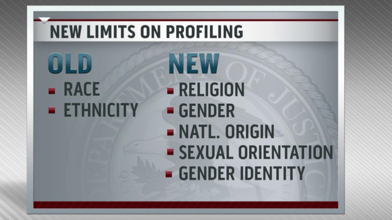 New limits on profiling revealed
