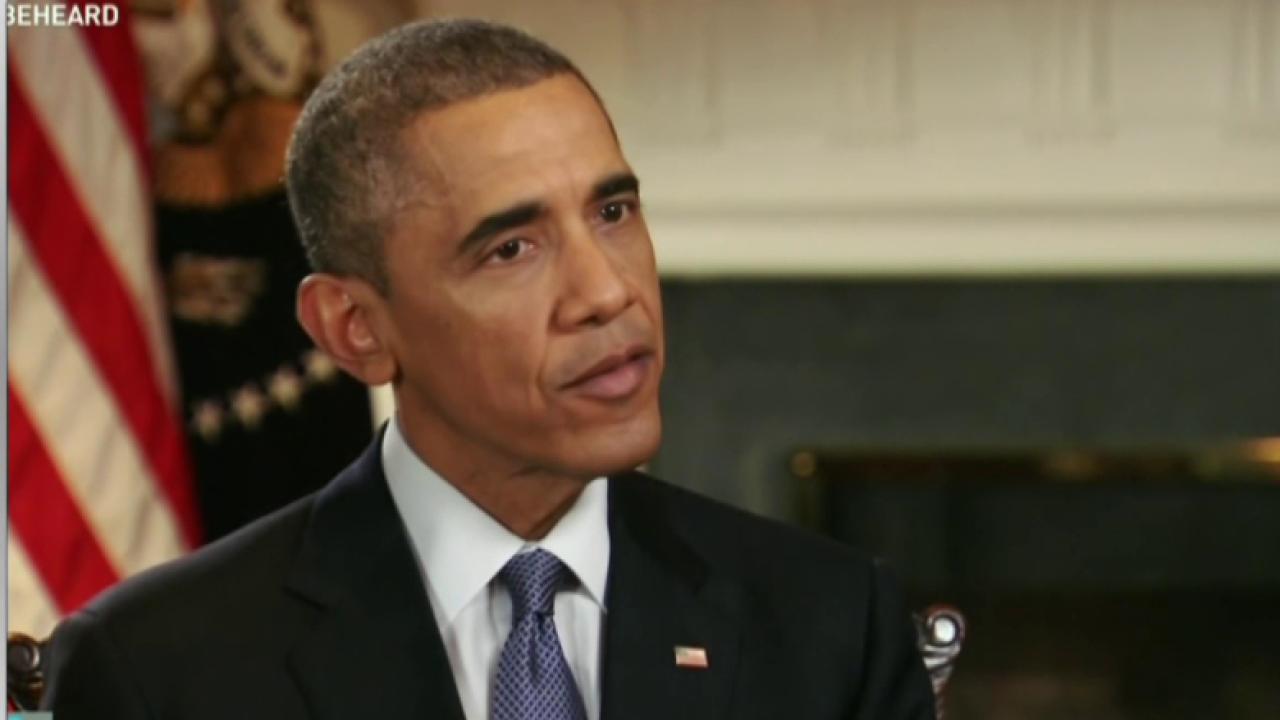 Obama talks Ferguson on BET