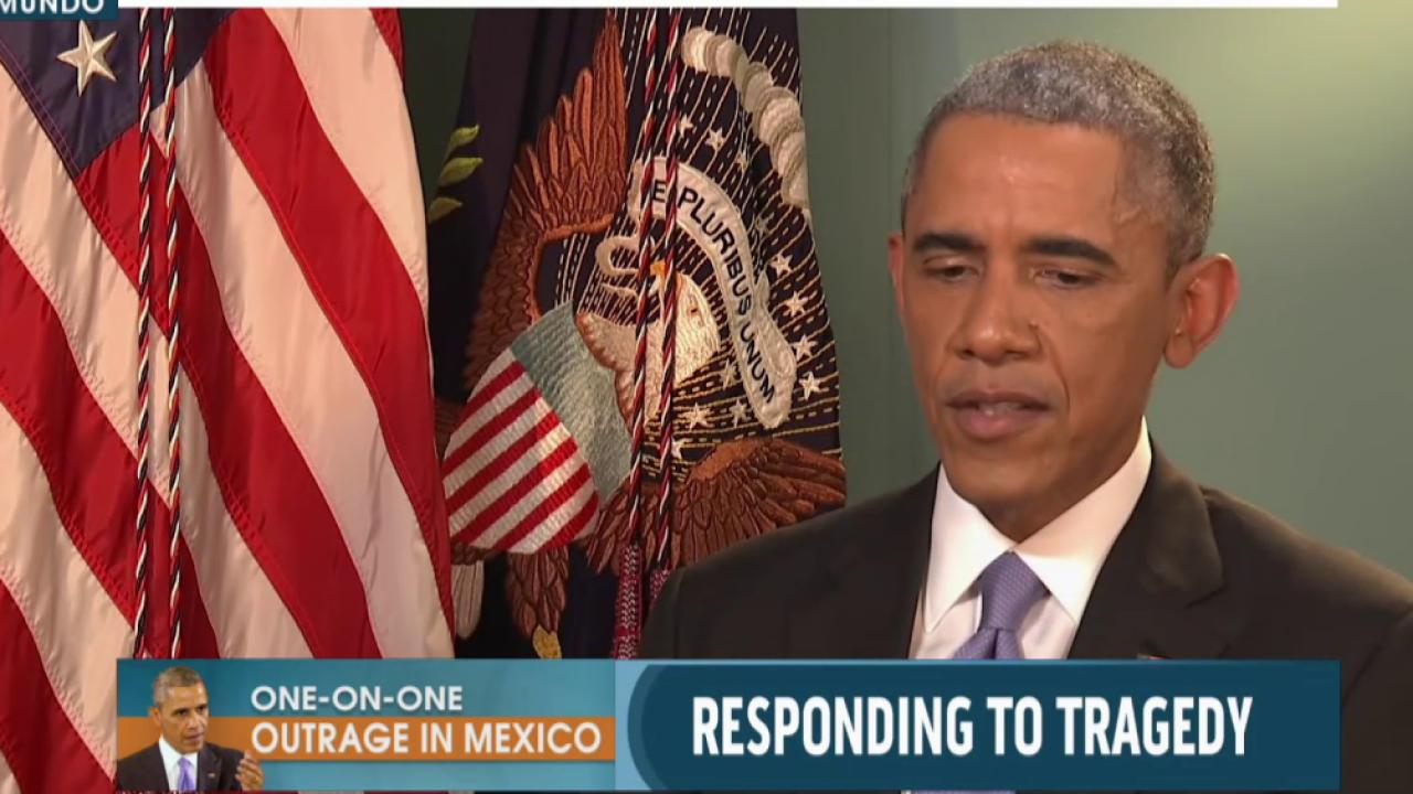 Obama: Corruption in Mexico 'does affect us'