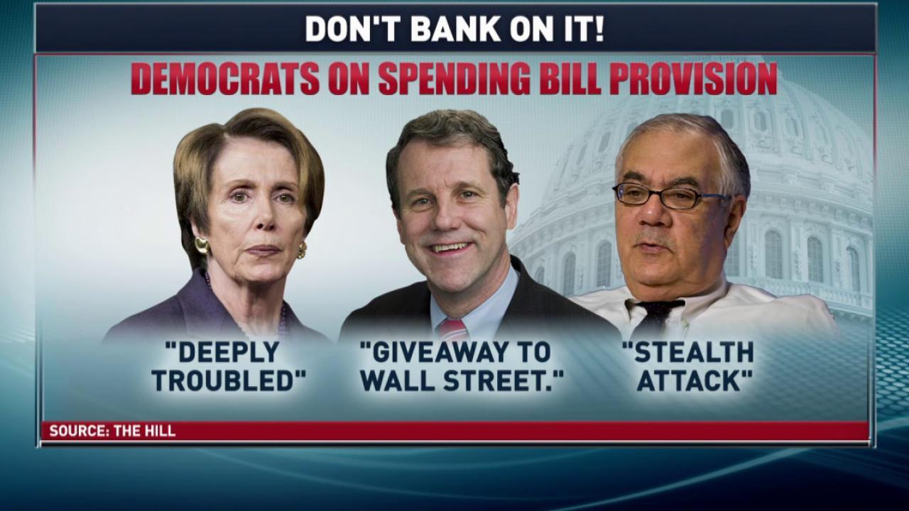 Sen. Warren and Dems blast GOP budget bill
