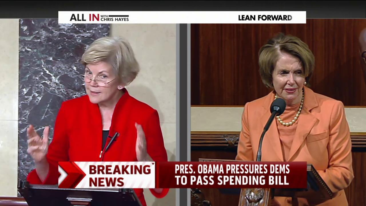 'Cromnibus' drama could lead to shutdown